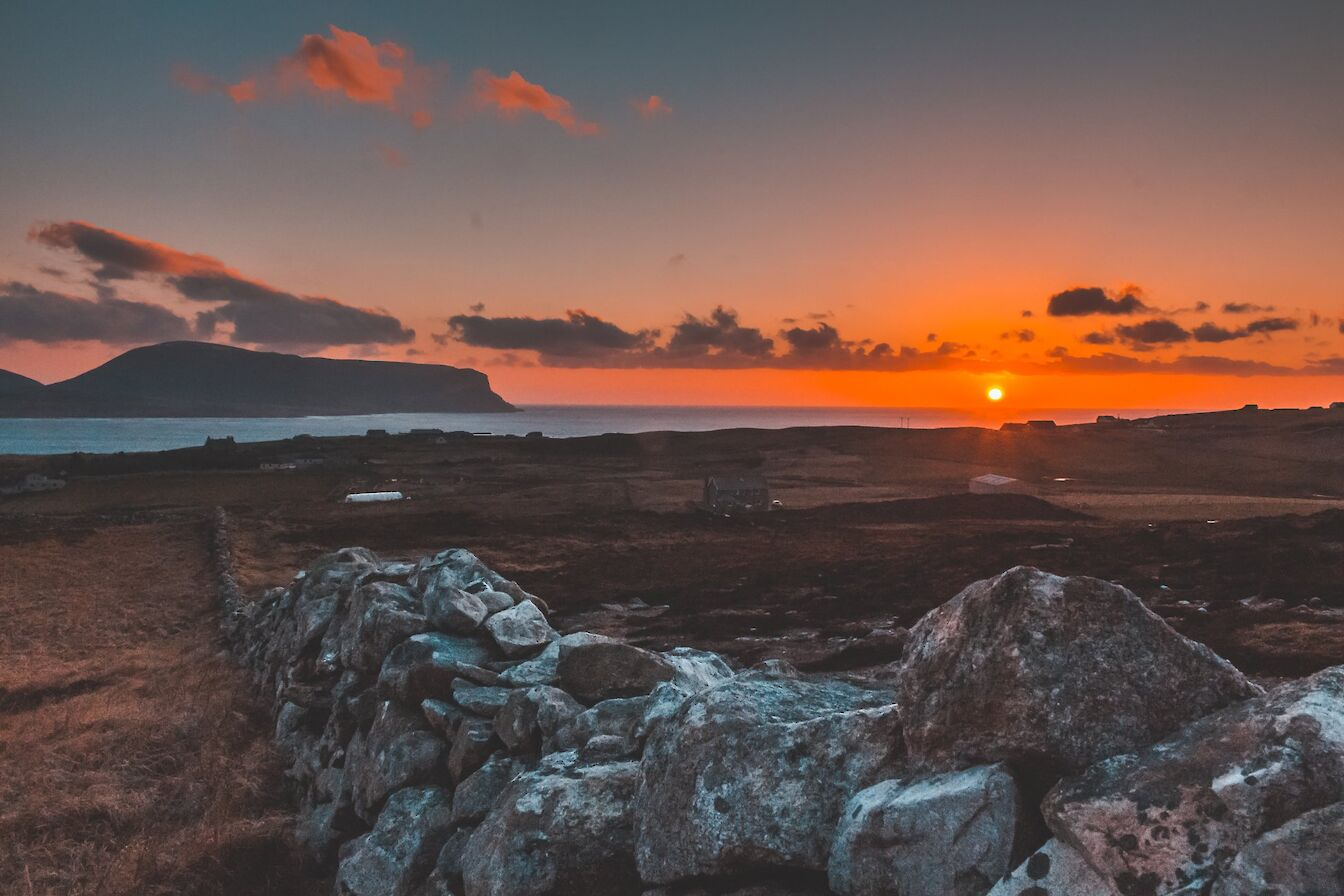 View from Brinkies towards Hoy - image by Nick Fraser