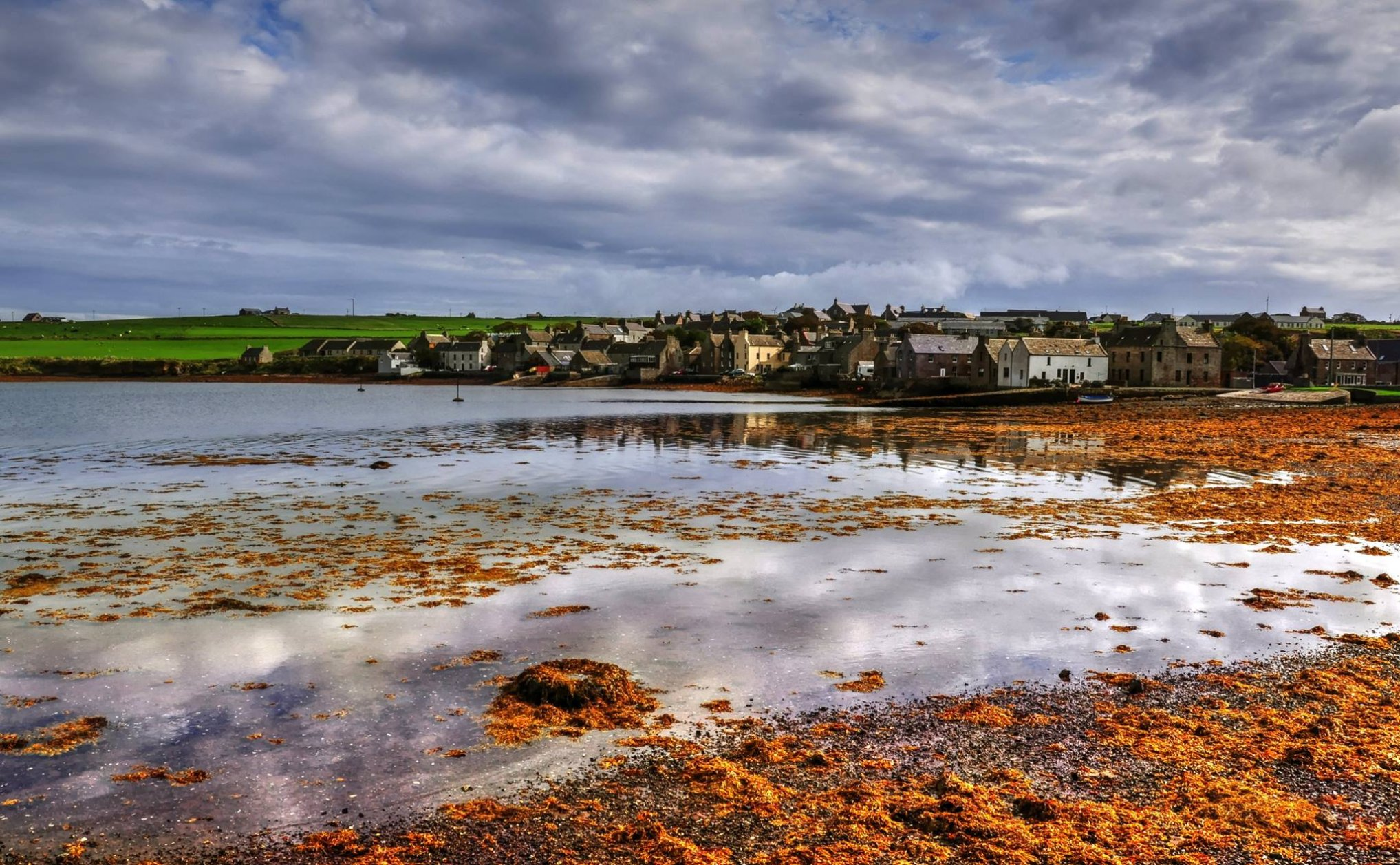 St Margaret's Hope, Orkney - image by Glenn McNaughton