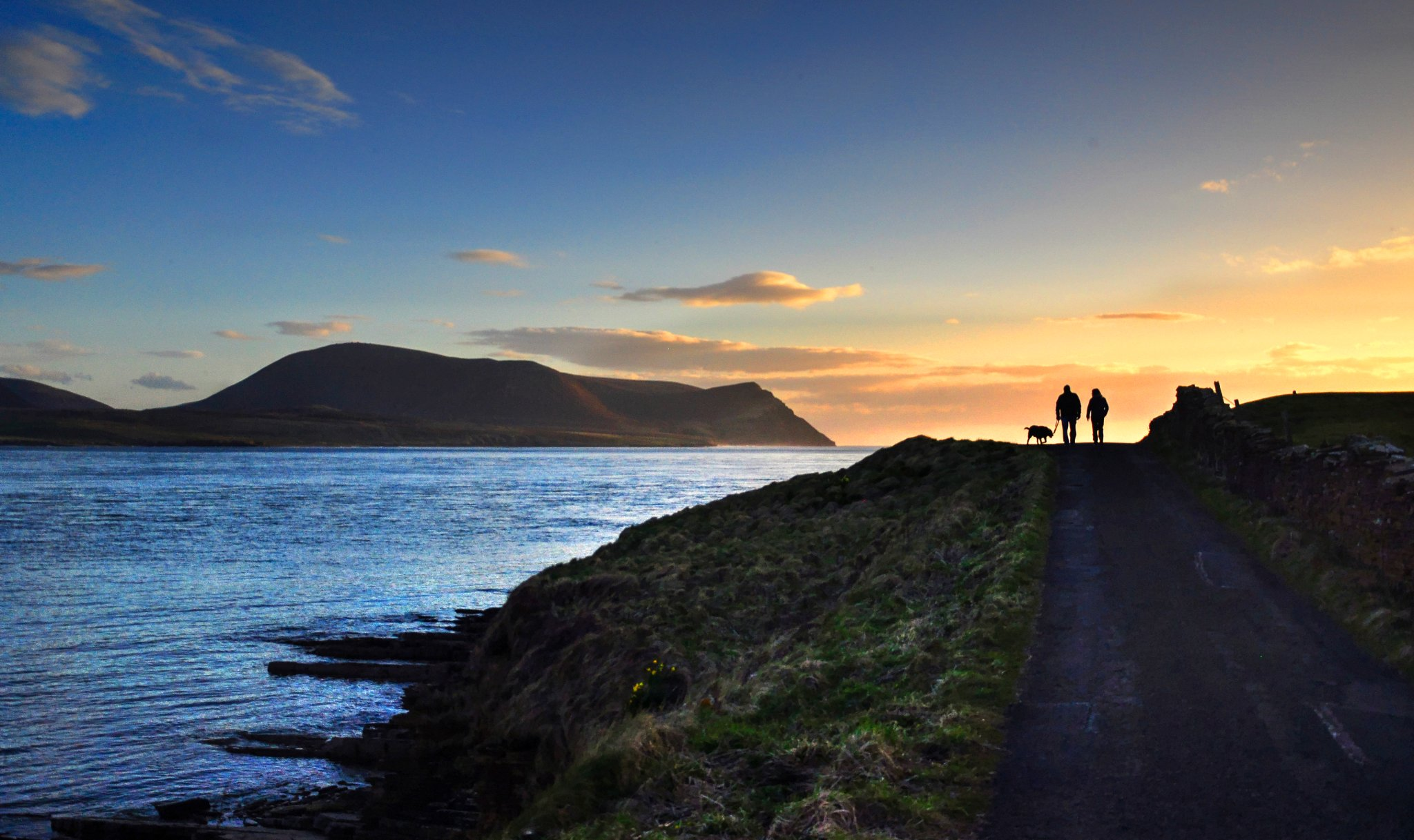 A walk to Warebeth in Stromness, Orkney - image by Glenn McNaughton