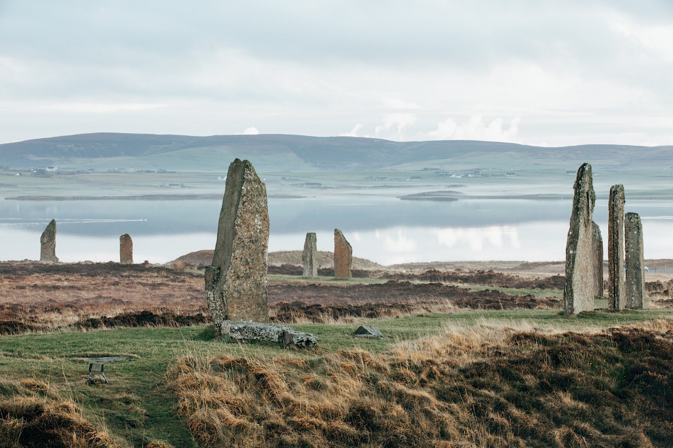 Is it our ancient history and fascinating Neolithic sites, like the 5000-year-old Ring of Brodgar?