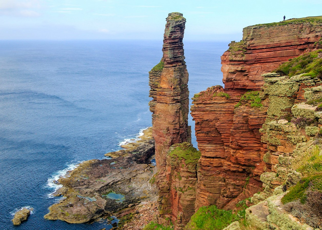 The Old Man of Hoy, Orkney - image by Maciek Orlicki