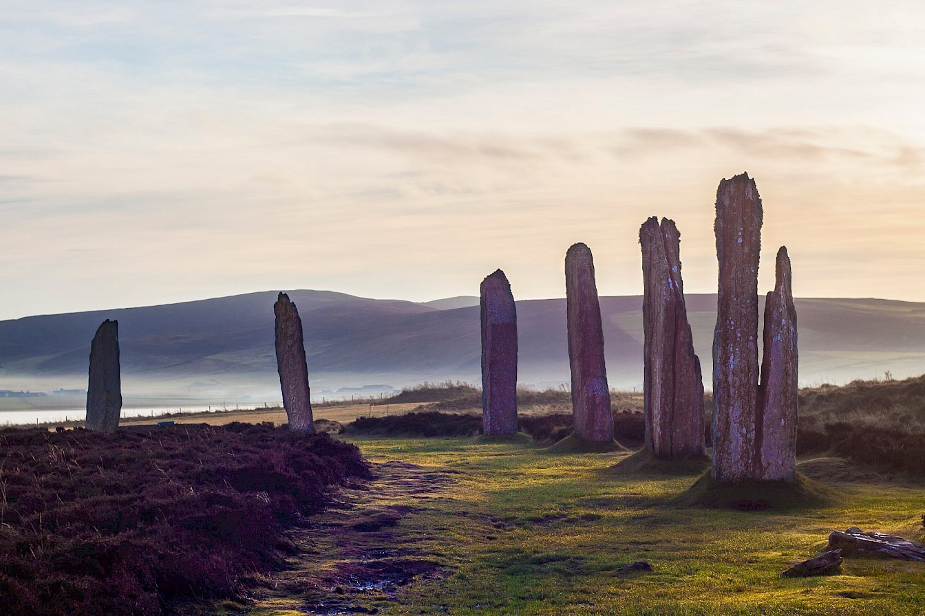 The Ring of Brodgar, Orkney - image by Maciek Orlicki