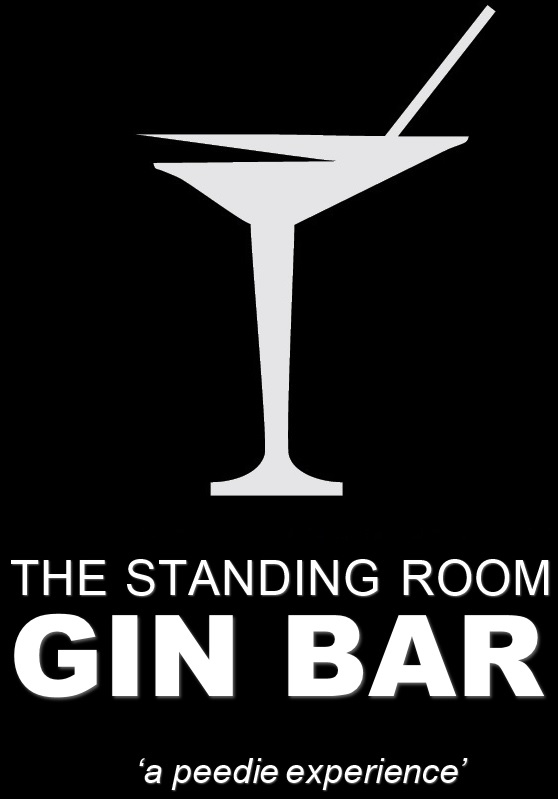 The Standing Room Gin Bar Logo