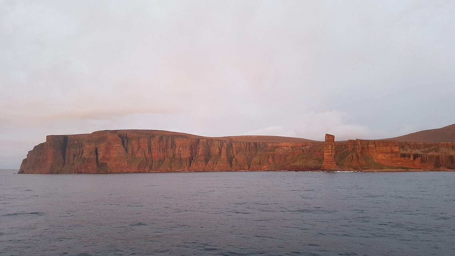 The Old Man of Hoy - image by Richy Ainsworth