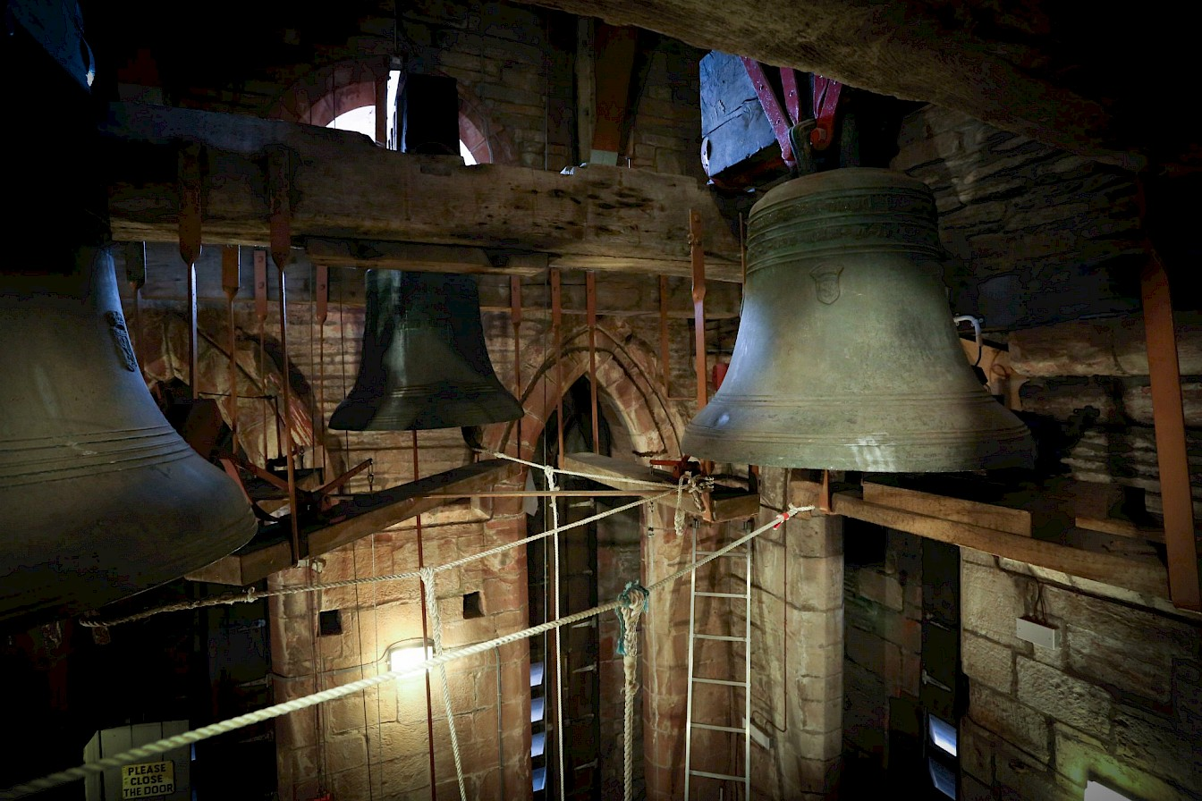 The cathedral bells