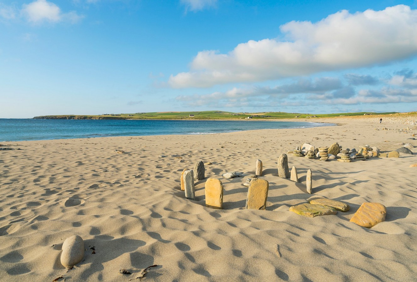 Bay of Skaill, Orkney - image by Visit Scotland/Kenny Lam