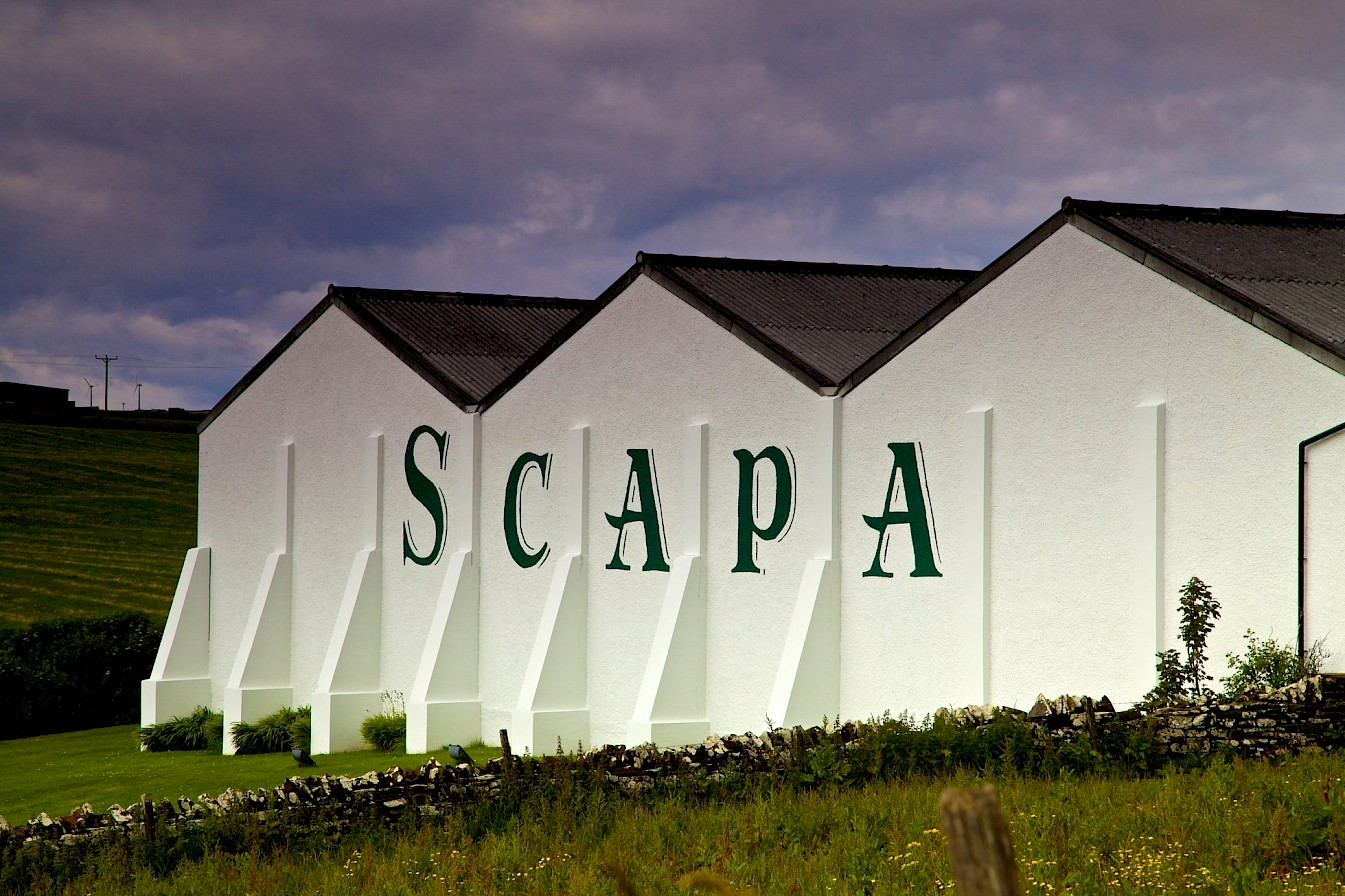 Scapa Distillery - image by Colin Keldie
