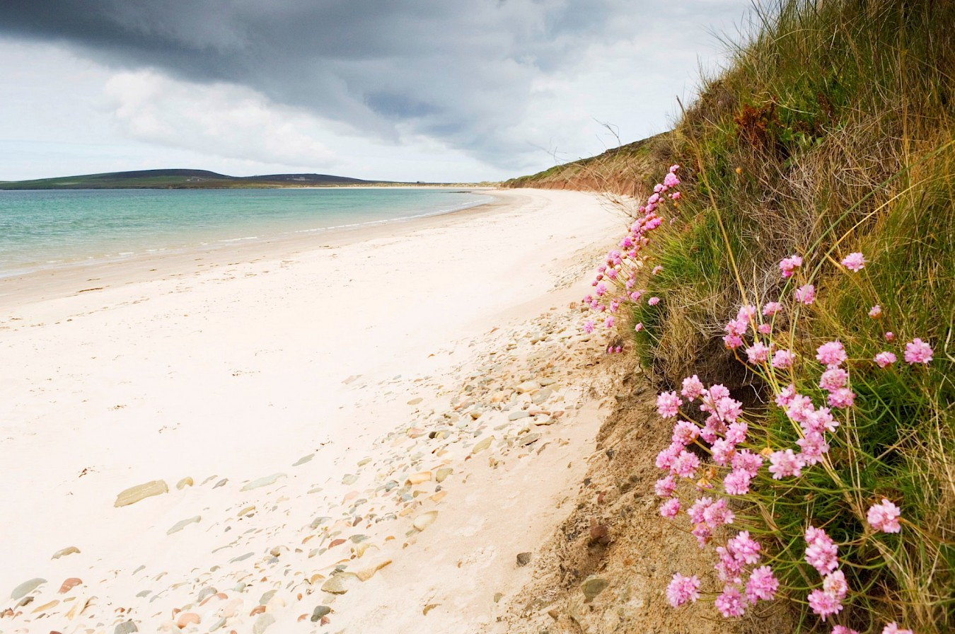 Sands of Mussetter, Eday - image by Visit Scotland/Iain Sarjeant